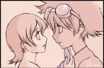 Taichi x Sora: Goggles