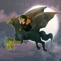 Free Buckbeak, Save Sirius by Do0dlebugdebz