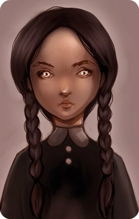 Wednesday Addams by Do0dlebugdebz