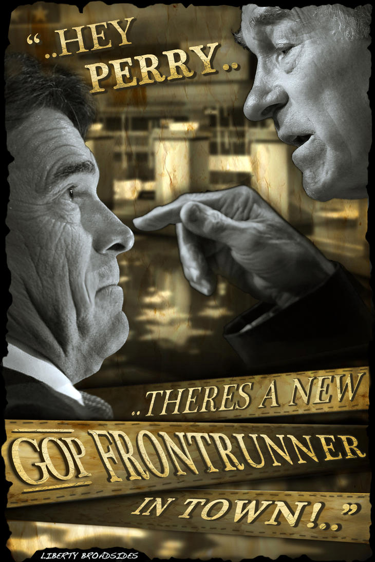 New Frontrunner Is Paul by LibertyBroadsides