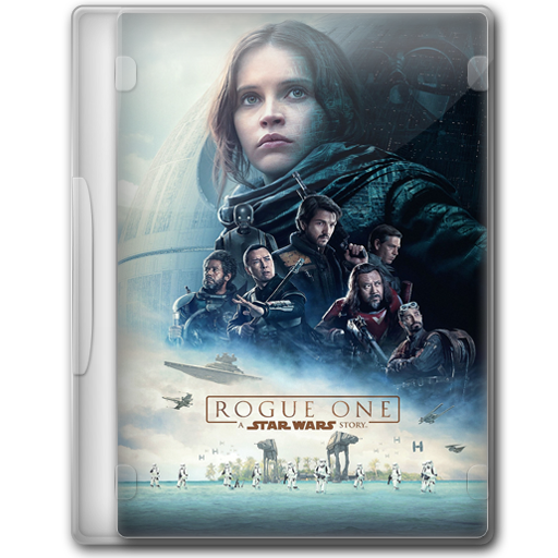 Rogue One A Star Wars Story 2016 Dvd Icon By Tallshadow92 On Deviantart
