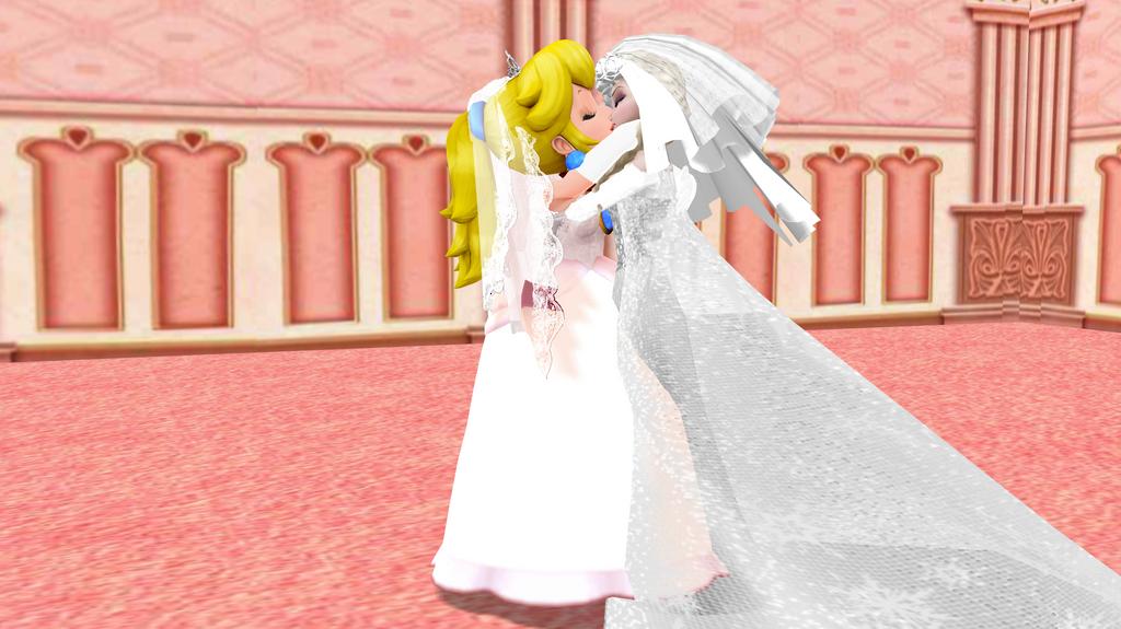Peach Wedding Dress Choice Image - Wedding Dress, Decoration And ...