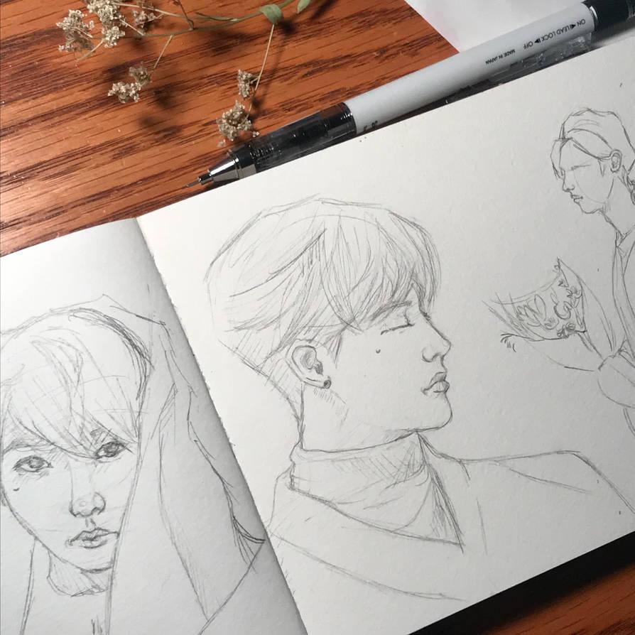 Kim Jinhwan by pyraumus