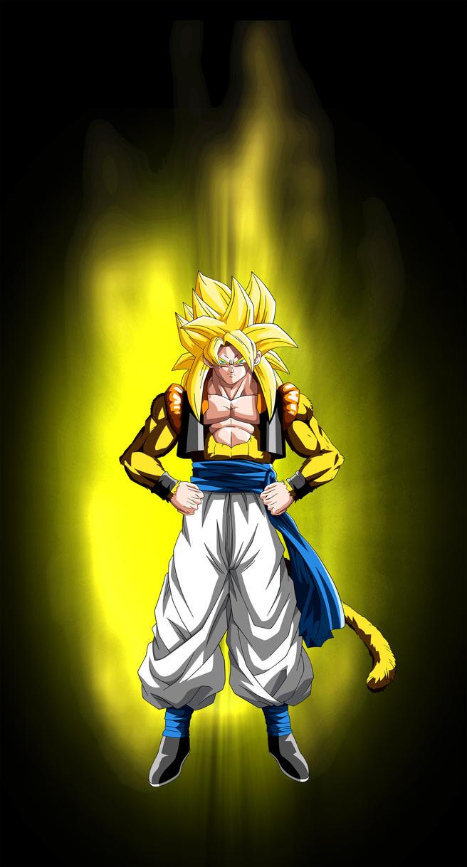 Gogeta Super Saiyan 5 by Lucho1395 on DeviantArt