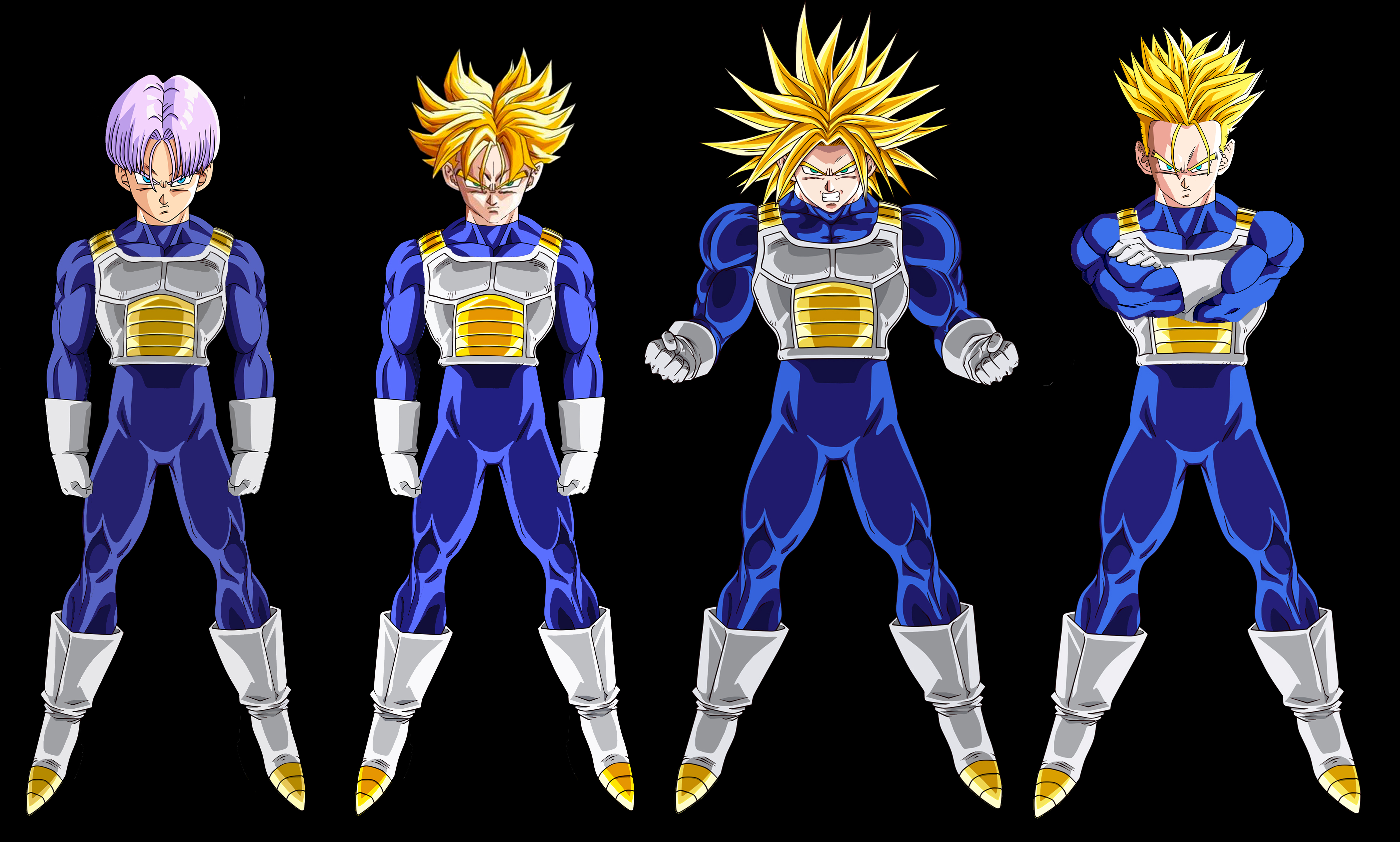 Vegeta Super Saiyan 2 Picture