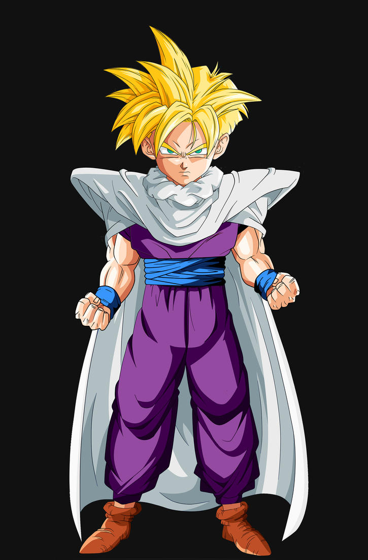 Teen gohan super saiyan by lucho1395 on deviantart teen gohan super saiyan by lucho1395 thecheapjerseys Image collections