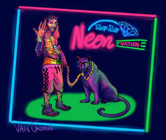 RiFF RAFF -  Neon Nation