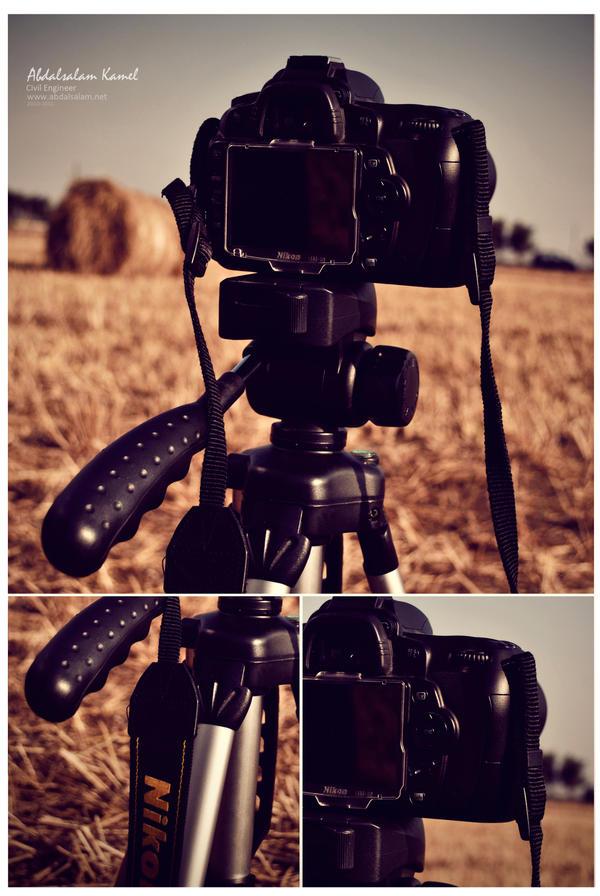 :: Nikon d90 :: by AbdAlsalam