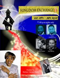 church program cover