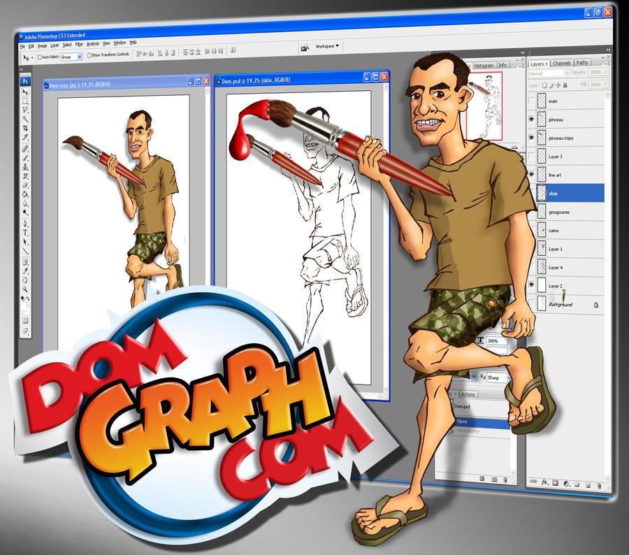 Dom-Graphcom's Profile Picture