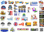 logos par DomGraphCom by Dom-Graphcom