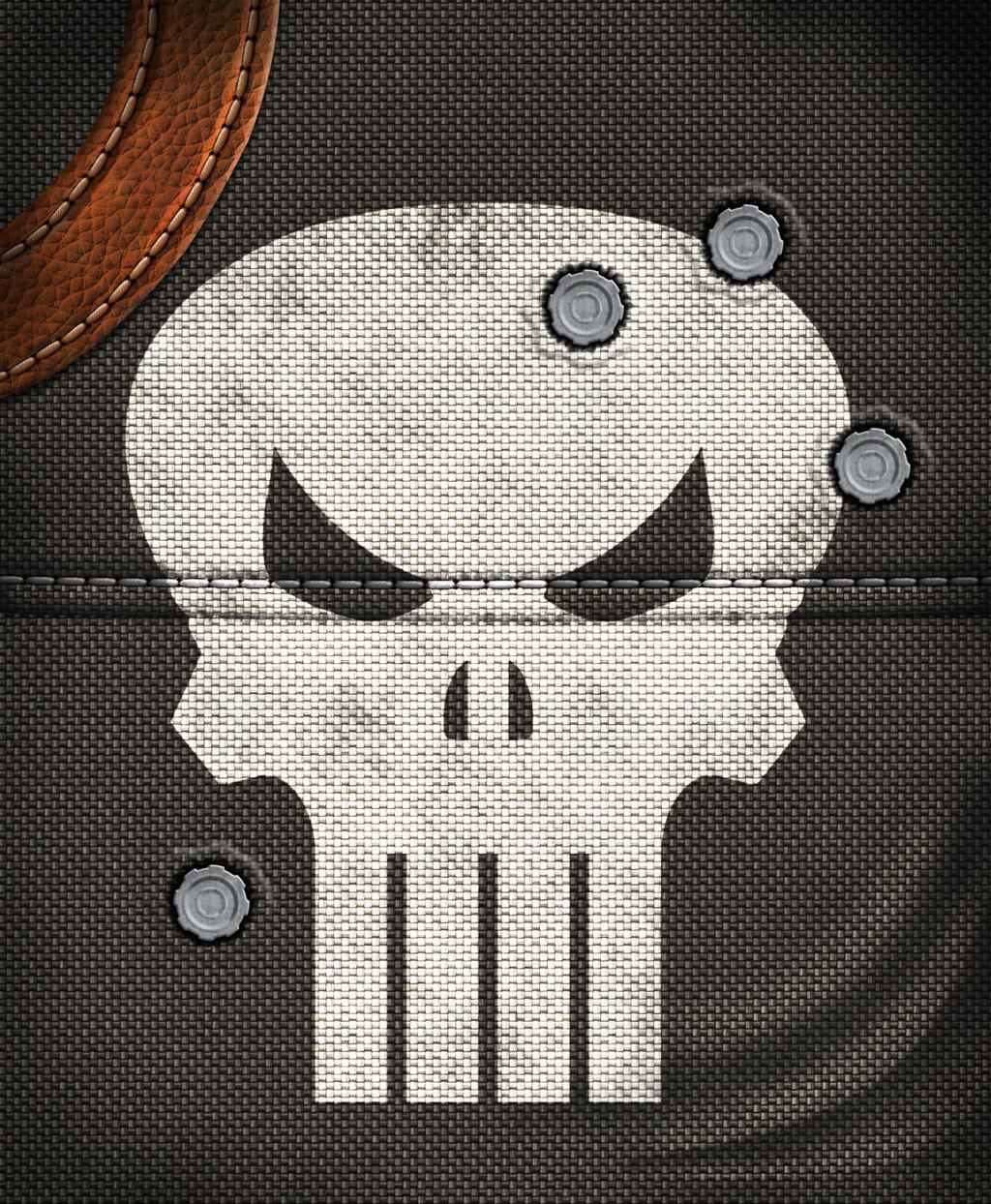 The-Punisher-logo by Dom-Graphcom
