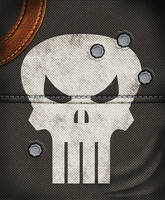 The-Punisher-logo by Dom-Graphcom
