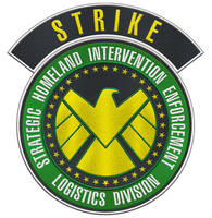 STRIKE-shoulder-patch by Dom-Graphcom