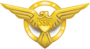SSR-uniform-pin by Dom-Graphcom