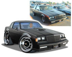 Buick-Grand-National by Dom-Graphcom