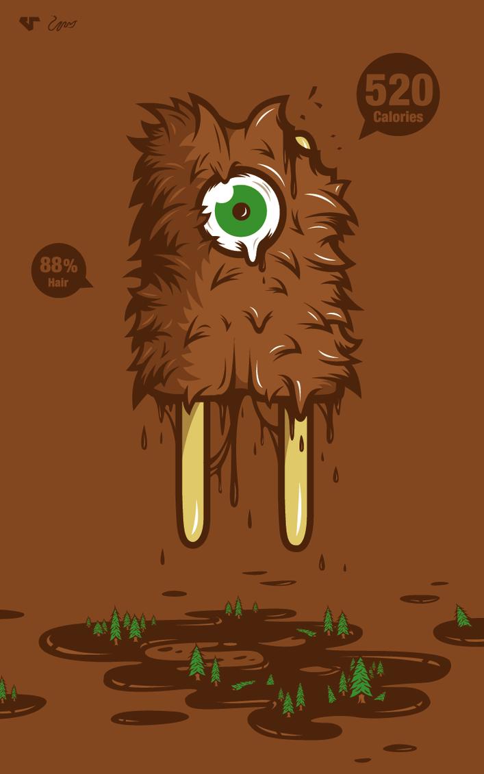 Bigfoot Fudge by tdol3