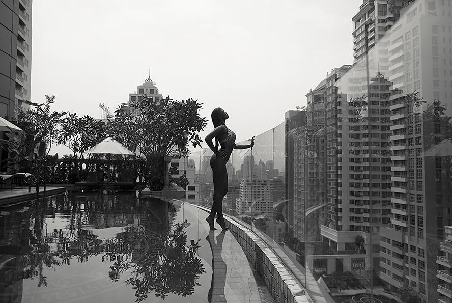 Noon in Bangkok by kazarinakristina