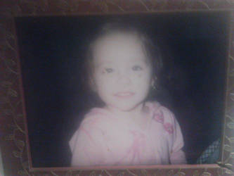 Me when I was 2 years old by SweetBitty05