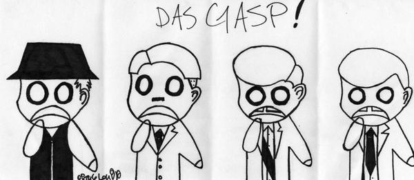 DAS GASP by PaulLuvr