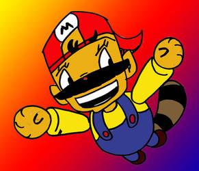 Happy Mario by GameScanner