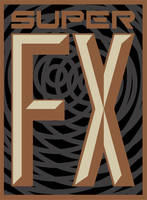 Nintendo SUPER FX logo by GameScanner