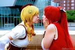 PMMM - Mami and Kyoko: Sharing is Caring Part 2