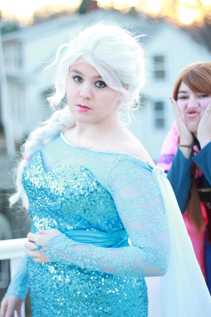 Go Away Anna! by IceKhaleesi