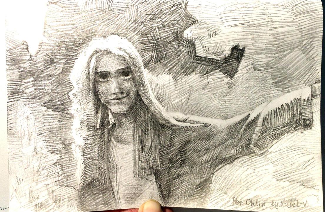 Per Ohlin sketch by XoXeL-V