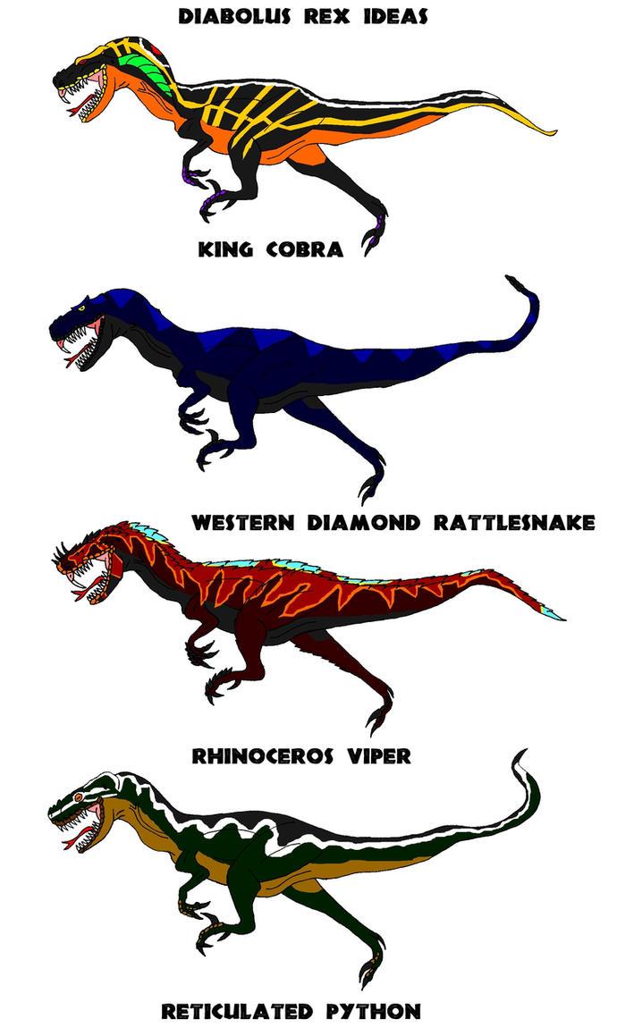 Diabolus Rex Ideas By TheOneTrueSirCharles On DeviantArt