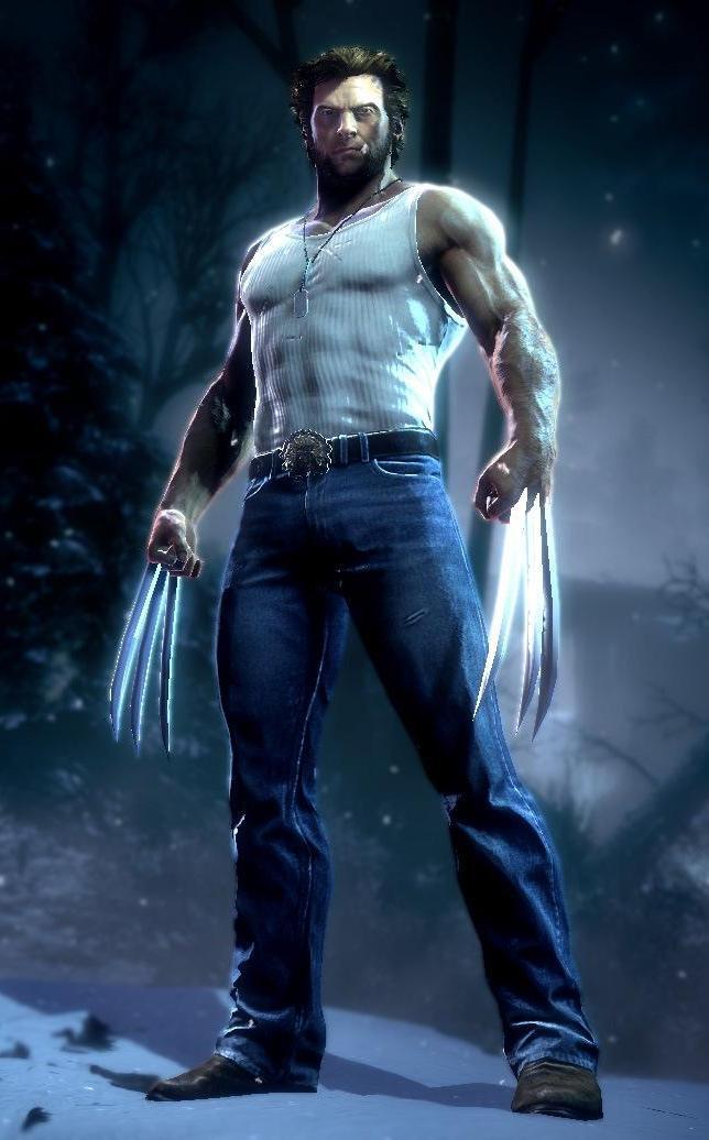 Logan Wolverine By Usersi3200 On DeviantArt