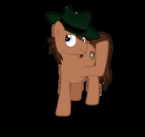 [OC] Tek pony