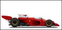 '72 Ferrari 312 B3 'Spazzaneve' by vienio