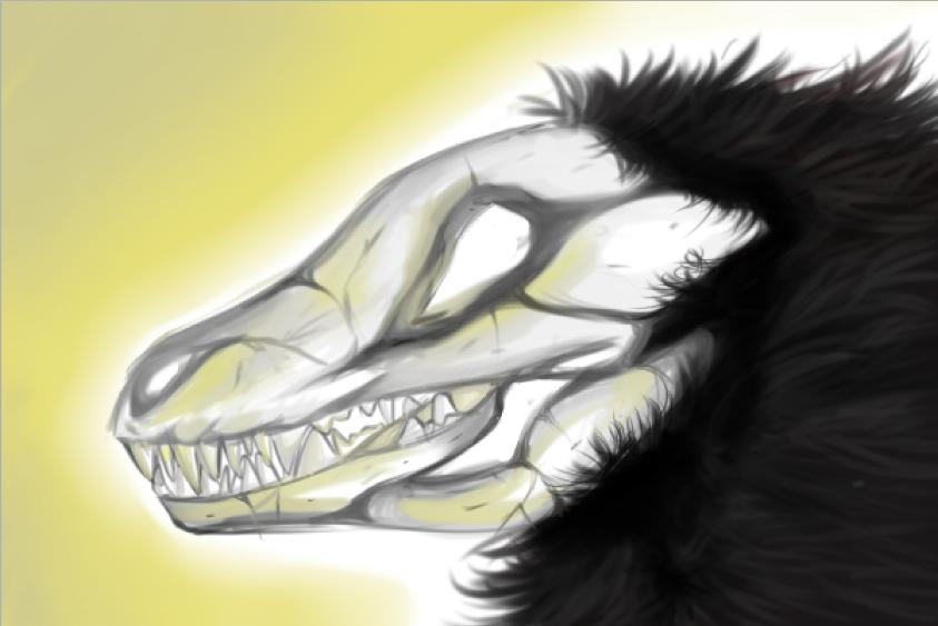 Secret Wolf by firestar90089