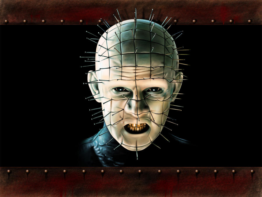 Pinhead Wallpaper by EvilFlesh