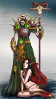 Undead Warlock -colored-