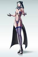 Necromancer -censored- by EvilFlesh
