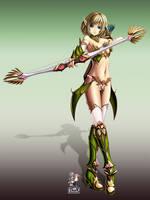 Fantasy Hunter by EvilFlesh