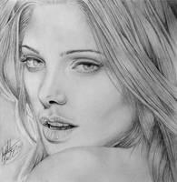 Ashley Greene by N3ttan