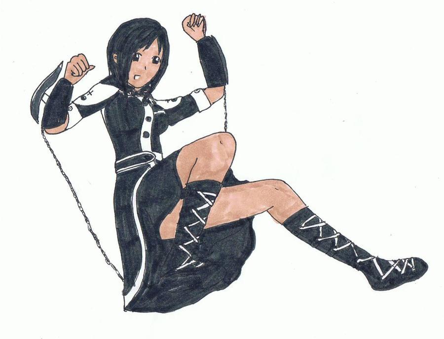Mizuki Yamada by KikNessa