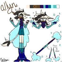 Allyn LaRea Ackerman Ref Sheet by xXSenpai-ErenXx