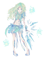 White Fire Adopt by cadillacs