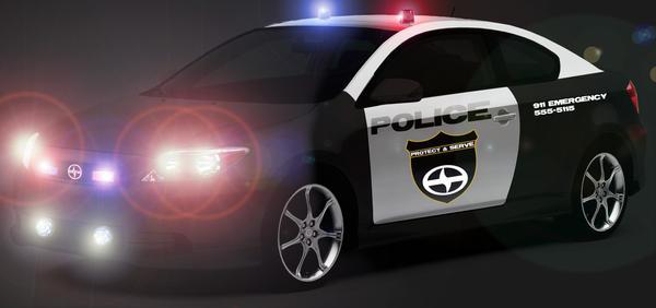 Scion 911 by kenkai