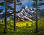 Mountain Meadow View