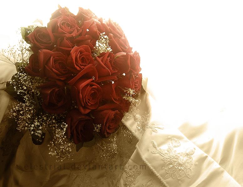 Vintage Roses by elestrial