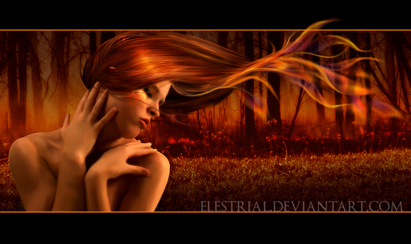 Burn by elestrial