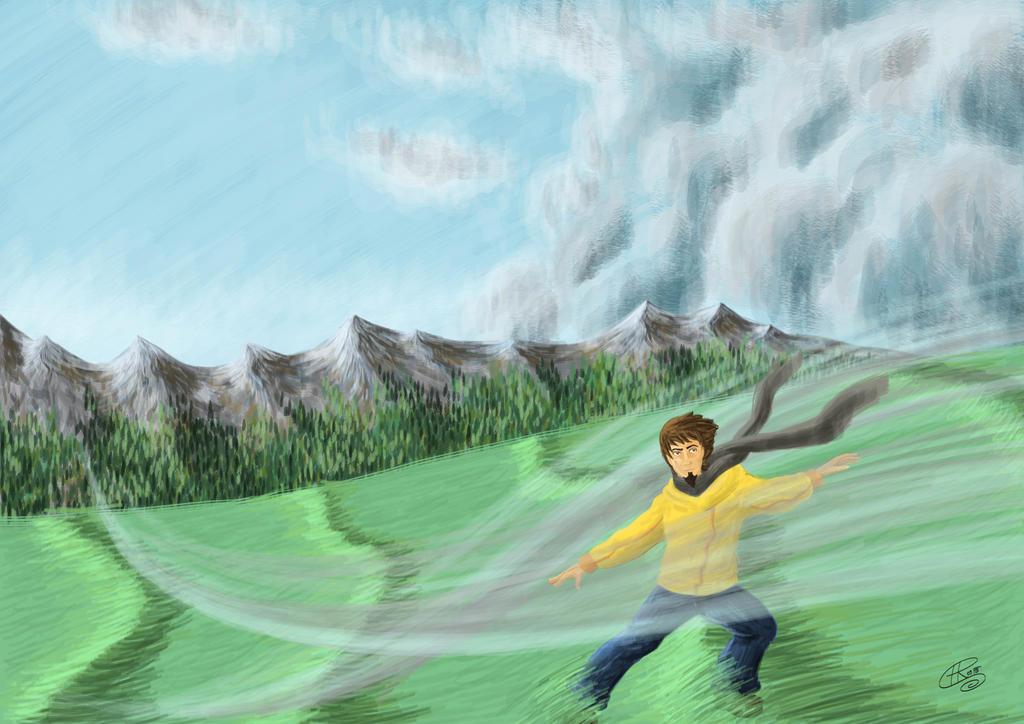 Breath of Wind by Ren10sei