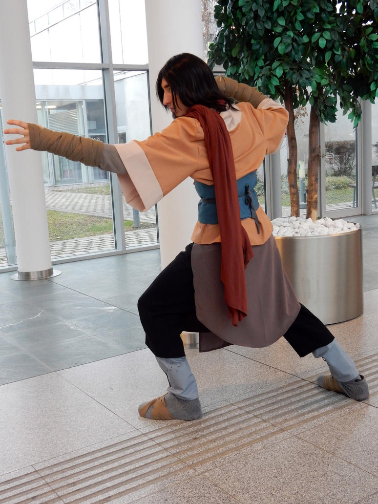 Avatar Wan Cosplay by Ren10sei