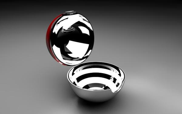 Open Pokeball By Altonio123