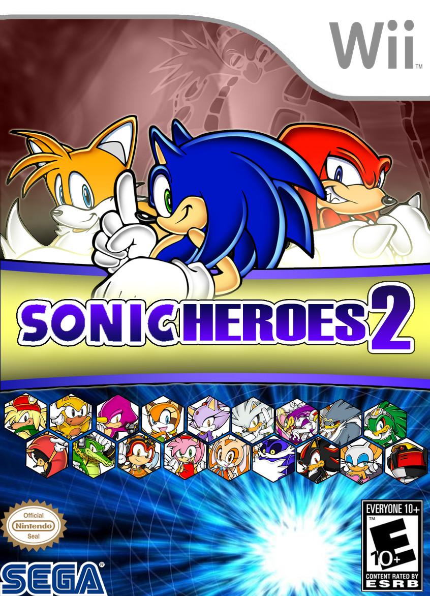Sonic Heroes 2 by RipOffManX on DeviantArt